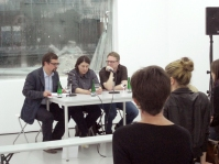 Artist Talk with Teresa Hubbard and Alexander Birchler