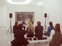 Artist Talk with Damien Roach