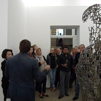 Exhibition Tour with Daniel Kurjaković, Curator / Head of Program