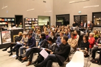 Video screening of new video works by students of the Universität der Künste UDK, Berlin