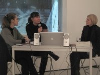 Artist Talk with Mathilde ter Heijne
